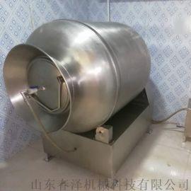 咸鱼快速腌制机 不锈钢 真空滚揉机