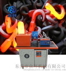 中频ZH-ZP70KW锻造炉 东莞中频锻造炉厂家