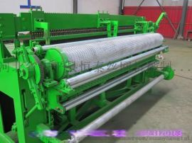 恒泰专业生产全自动电焊网机器 圈玉米网焊接设备