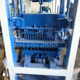 12-15砌块成型机 环保免烧水泥制砖机