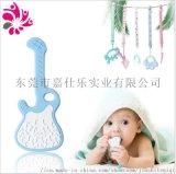 矽膠嬰兒雙色立體磨牙棒