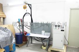 气动式聚氨酯现场发泡浇注机,现场发泡包装原料