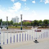 城市护栏,百川热镀锌静电喷涂护栏