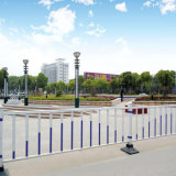城市護欄,百川熱鍍鋅靜電噴塗護欄