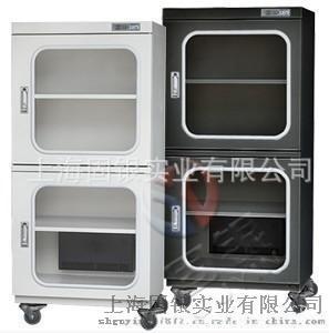 固银电子防潮箱安全除湿防潮柜240L电子干燥箱防静电