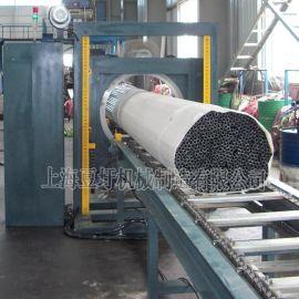 上海豆圩水平式缠绕机,棒材型材管材缠绕包装机,包装机