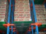 貨架網格托盤的描述和在立體倉庫中塑料墊板使用需考慮的問題網格雙面托盤