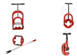 防爆管子割刀|手动断管器|21-529mm管道切割工具