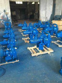 直销上海文都牌DBY-50型铸铁四 电动隔膜泵防爆电动隔膜泵