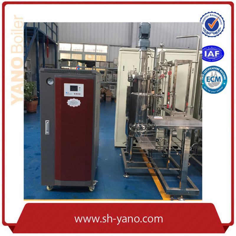 发酵罐、夹层锅配套用72KW免办证电蒸汽锅炉,实验室用小型电蒸汽锅炉