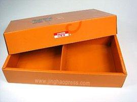 天地盖包装盒开天窗包装盒彩色印刷景浩