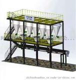钢铁行业生产好伙伴,钢铁保护渣全自动配混供料系统