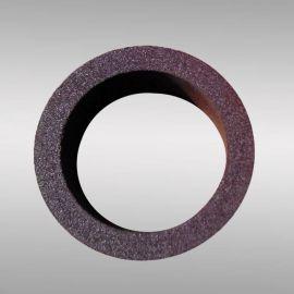 棕刚玉树脂筒形砂轮 175*100*135