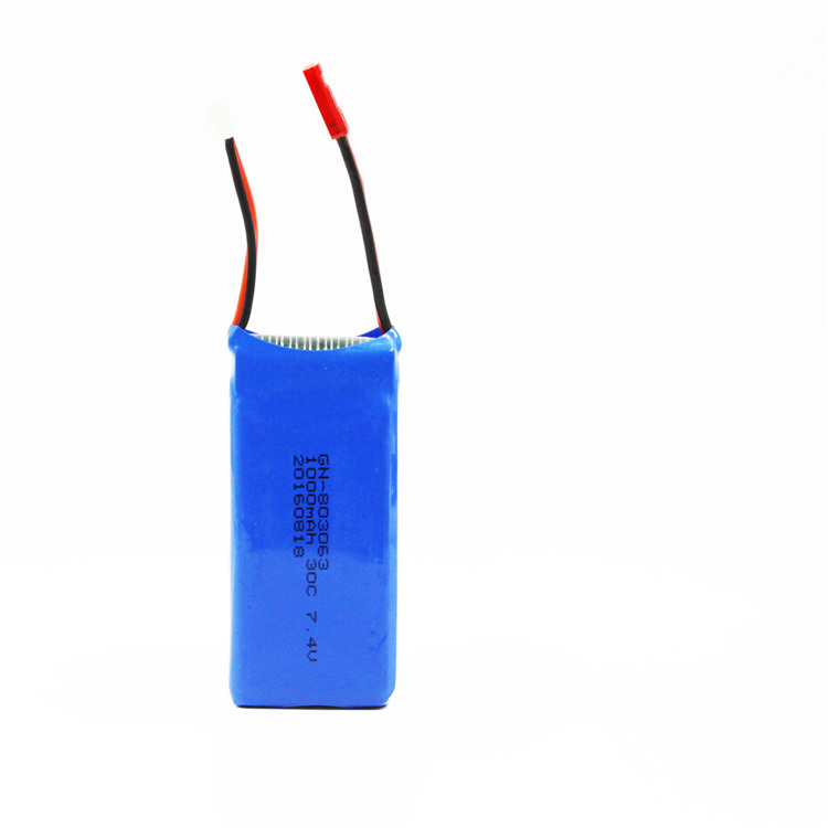 803063 -1000mah 高倍率電池廠家