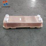 供應不鏽鋼鎳釺焊板式換熱器適用於中央空調水冷機組低溫試驗設備