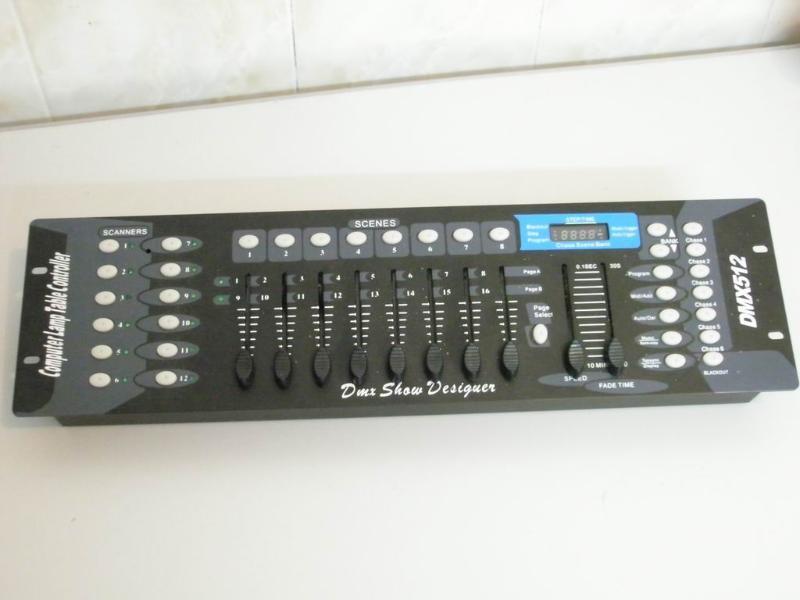 控制器(DMX512)