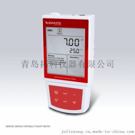 Bante220經濟型便攜式pH計