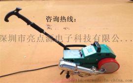深圳刀刮布自动拼接机 PVC材料自动热拼机