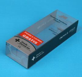30丝透明PVC带保护膜 专业生产PVC透明盒 可来样定制