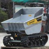 GMC500机械式液压翻斗款小推车 液压式装卸车 液压运输车