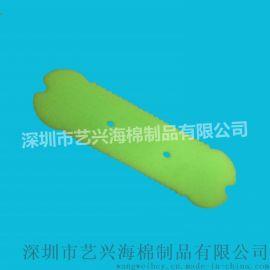 绿色钳子海绵玩具 异形益智玩具 海绵玩具定制厂家