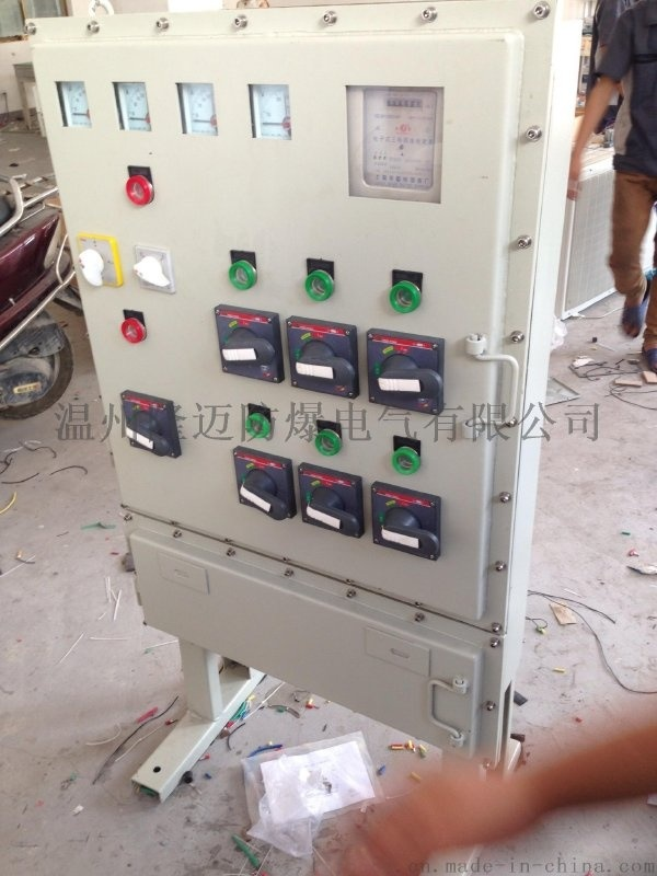 5.5KW变频器防爆电气控制柜