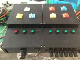 BXK8050-防爆防腐操作控制箱(不锈钢材质)