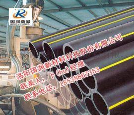 洛阳国润PE燃气管天然气输送管道,PE燃气管行情