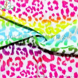 琪兴纺织40支纯棉食毛拉架针织布料