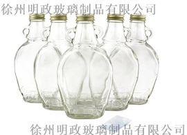 出口玻璃糖漿瓶,定做玻璃瓶糖漿瓶