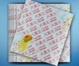 馅饼包装袋包装纸