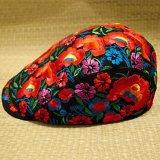 民族刺繡帽子