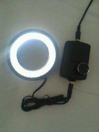 显微镜用超高亮大口径LED环形灯可四分区(FZ80)