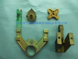 铜压铸 模具制作