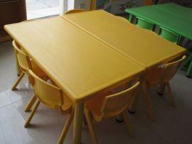 新乐士幼儿塑料桌长方桌