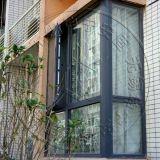 坤宁牌新型家用阳台飘窗防盗窗