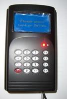 多功能LCD射频卡读写器(YW-610)
