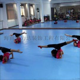 海口舞蹈專業PVC地板,PVC舞蹈地板,海南宏利達