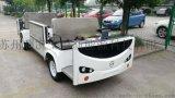 10座双头电动观光车景区电动游览车