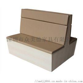 深圳沙發工廠,各種餐廳卡座定制,餐飲料理店沙發供應