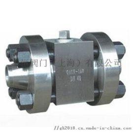 工恒牌Q61N手动高压对焊球阀-阀门厂