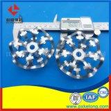 DN108鋁合  環填料不鏽鋼鋁花環用於焦化項目中