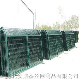 铁路护栏网桥下防护栅栏铁路隔离栅防护网
