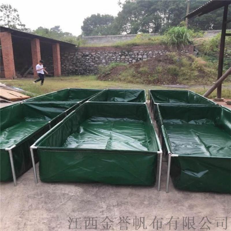 帆布鱼池,篷布水池,布水池