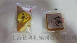 無托盒壓縮餅干包裝機 全自動餅干食品枕式包裝機