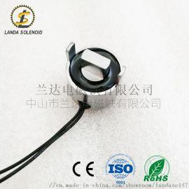 定制电磁铁3030异性吸盘微型电磁铁直流厂家