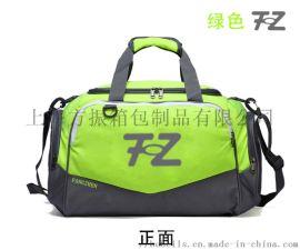上海箱包定制休闲运动旅行健身包可添加logo