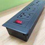 辦公桌面插座 CE認證資訊插座