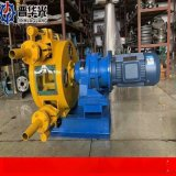 日照市工業廢渣處理用軟管泵水泥渣漿軟管泵效率高廠家直銷