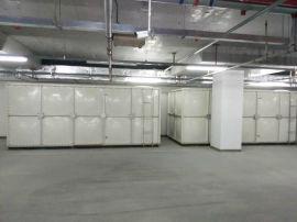 不锈钢黑水箱 氮封水箱 国标玻璃钢水箱寿命